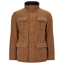 Buy John Lewis Moleskin 4-Pocket Jacket Online at johnlewis.com