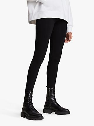 AllSaints Bri Leggings, Black