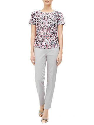 Buy Fenn Wright Manson Hoffman Trousers, Grey, 8 Online at johnlewis.com