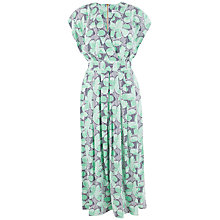 Buy Closet Cross Over Tie Back Dress, Multi Online at johnlewis.com