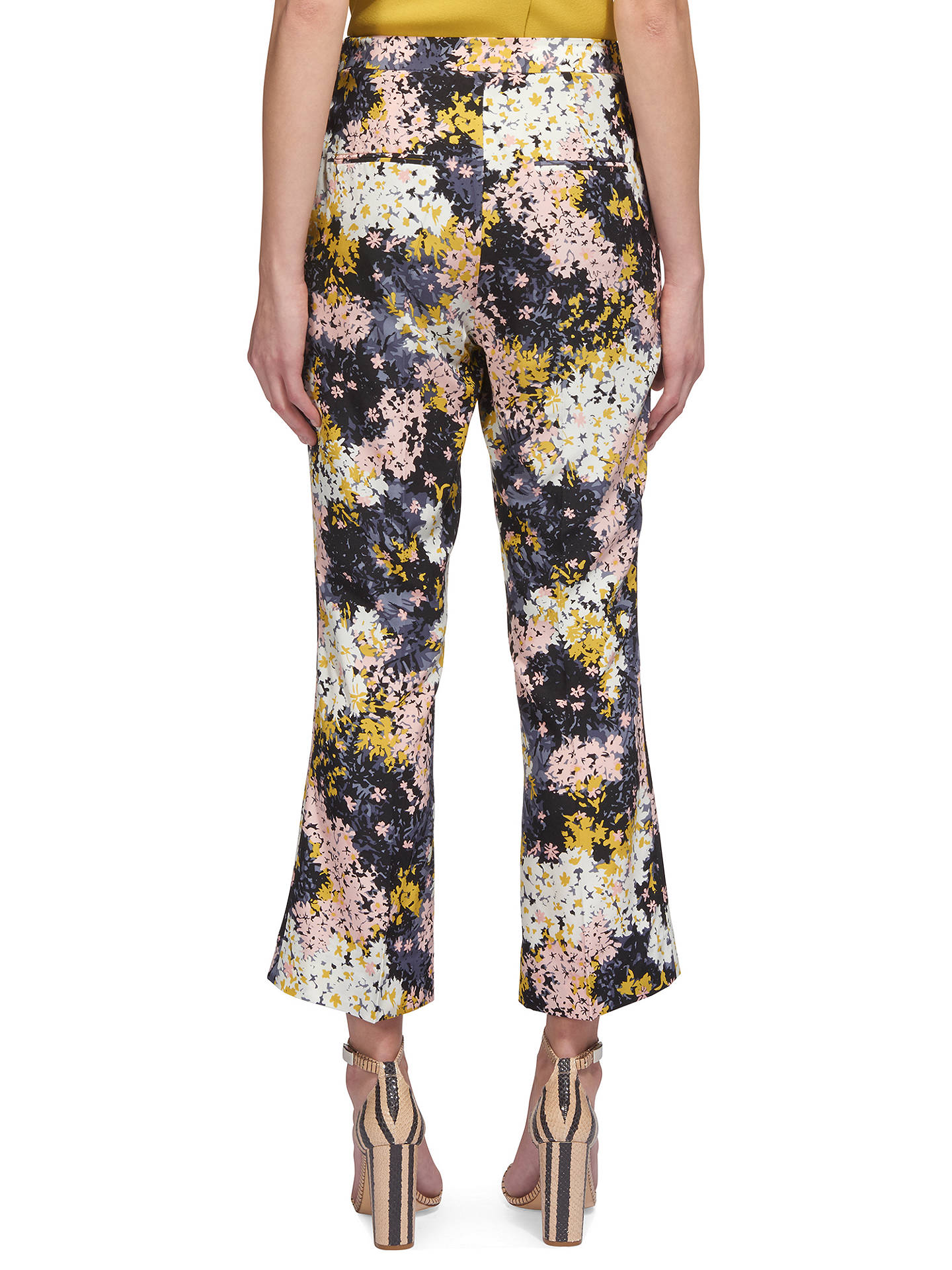 BuyWhistles Wild Floral Selby Trousers, Multicolour, 6 Online at johnlewis.com