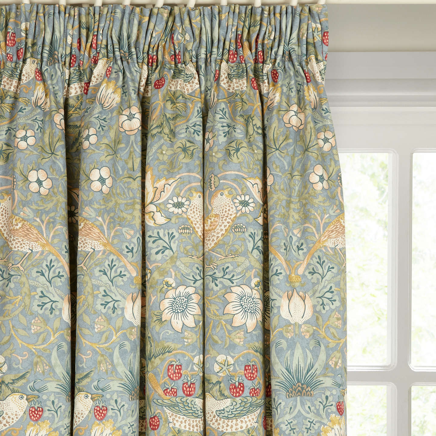 embroidered print patterned red gold pattern printed hei b quills anthropologie scrolled curtains curtain