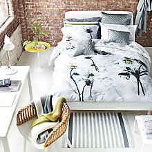 Buy Designers Guild Pomander Cotton Bedding, Dove Online at johnlewis.com