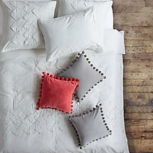 Buy The Jay St. Block Print Company Birra Cotton Bedding Online at johnlewis.com