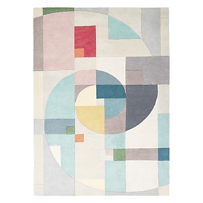 Product photo of Lindsey lang fibonacci rug multi