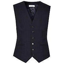 Buy Reiss Matsuda Slim Fit Waistcoat, Navy Online at johnlewis.com