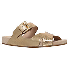 Buy MICHAEL Michael Kors Sawyer Slip On Sandals Online at johnlewis.com