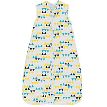 Buy Grobag Zig-zag Travel Sleep Bag, 2.5 Tog, Multi Online at johnlewis.com