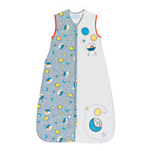 Buy Grobag To The Moon Sleep Bag, 1 Togs, White/Multi Online at johnlewis.com
