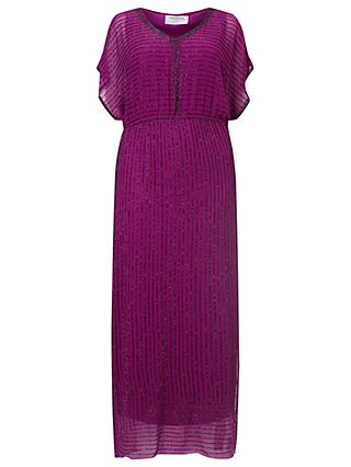 Studio 8 Verina Sequin Maxi Dress, Magenta
