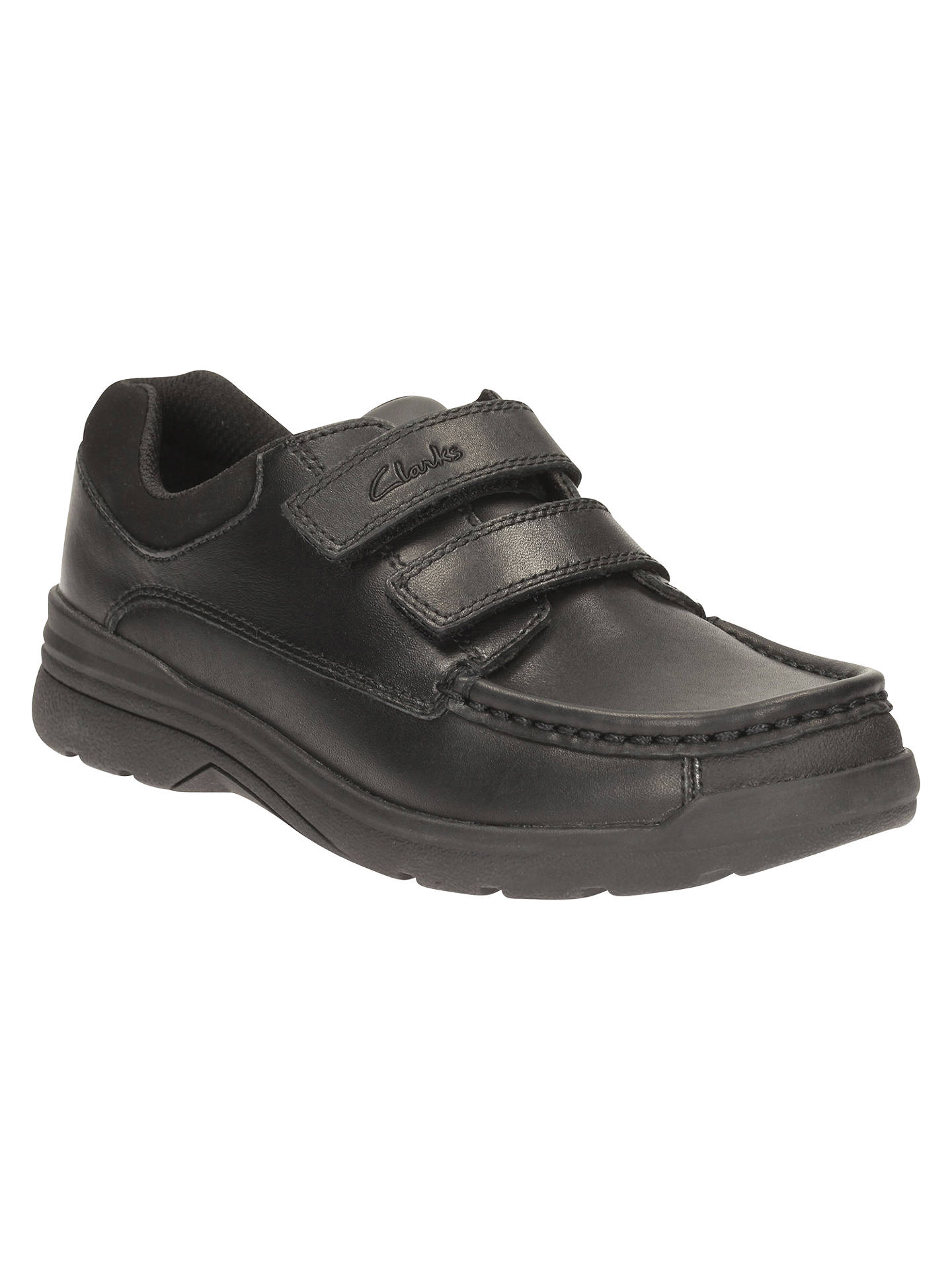 Clarks Boys School Shoes /'Obie Play/'