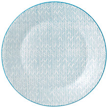 Buy Royal Doulton Pastels Porcelain Plate, Blue, Dia.23cm Online at johnlewis.com