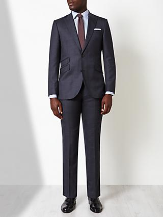 Shop the Look - Super 100s Wool Melange Suit