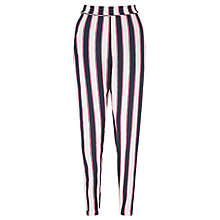 Buy Samsoe & Samsoe Gessi Stripe Trousers, Breton Bold Online at johnlewis.com