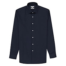 Buy Reiss Steer Plain Cotton Shirt Online at johnlewis.com