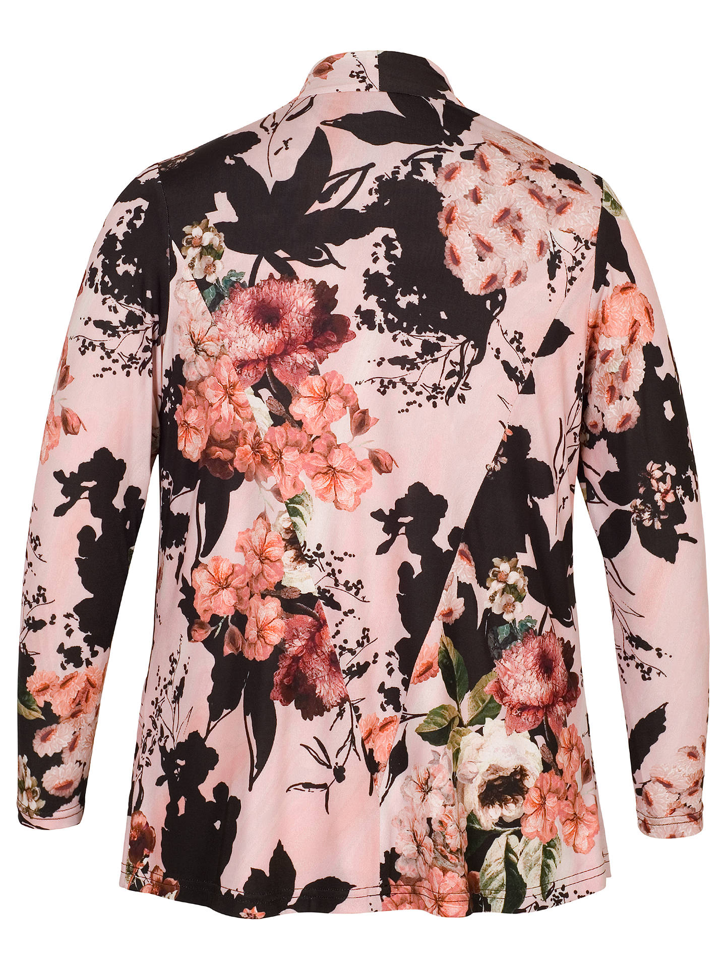 BuyChesca Rose Jersey Shrug, Apricot/Multi, 12-14 Online at johnlewis.com