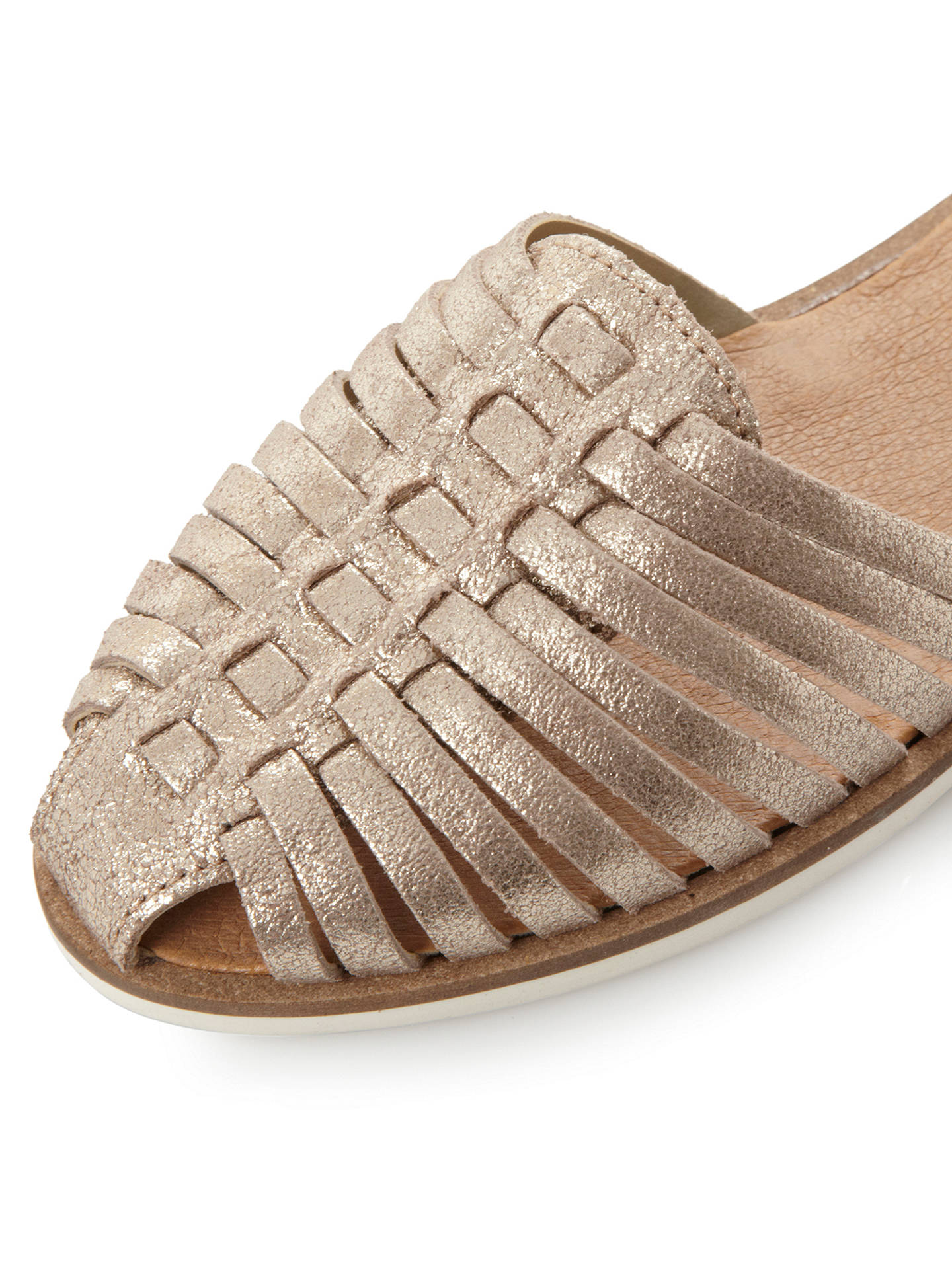 dbfa974c5c22 ... Buy Steve Madden Hillarie Woven Two Part Huarache Shoes