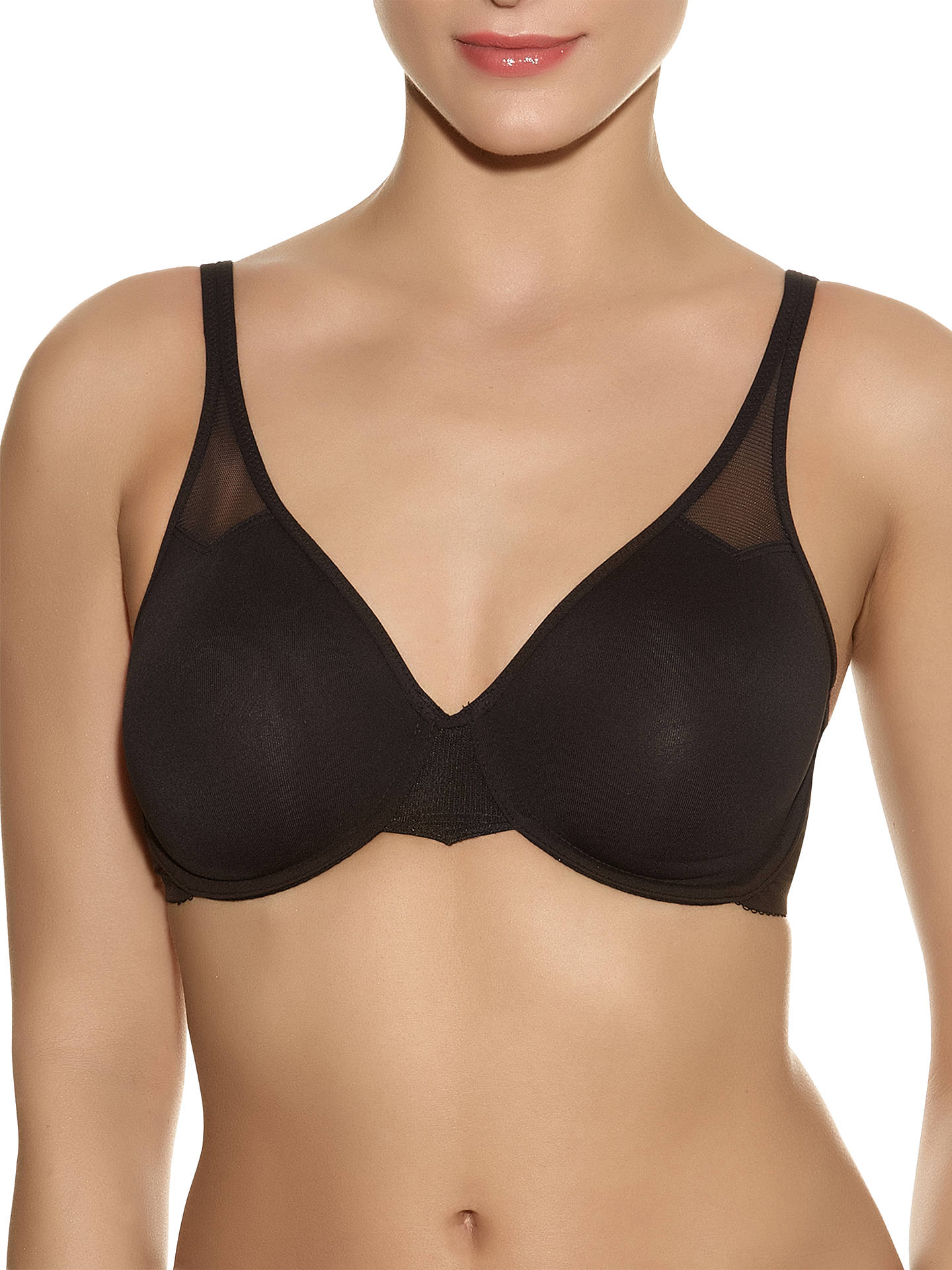b177d1727374d Wacoal Body by Seamless Underwired Bra at John Lewis   Partners