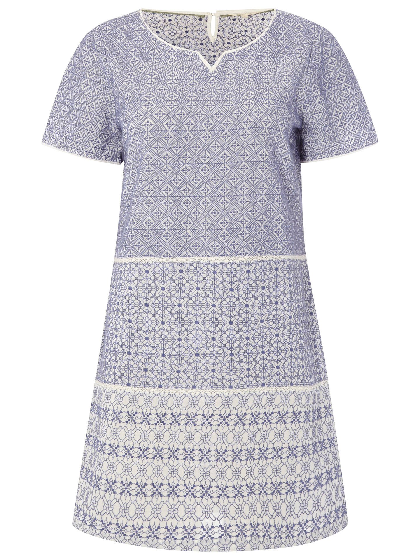 25e8ad9cc2ab BuyWhite Stuff Embroidered Tunic Dress