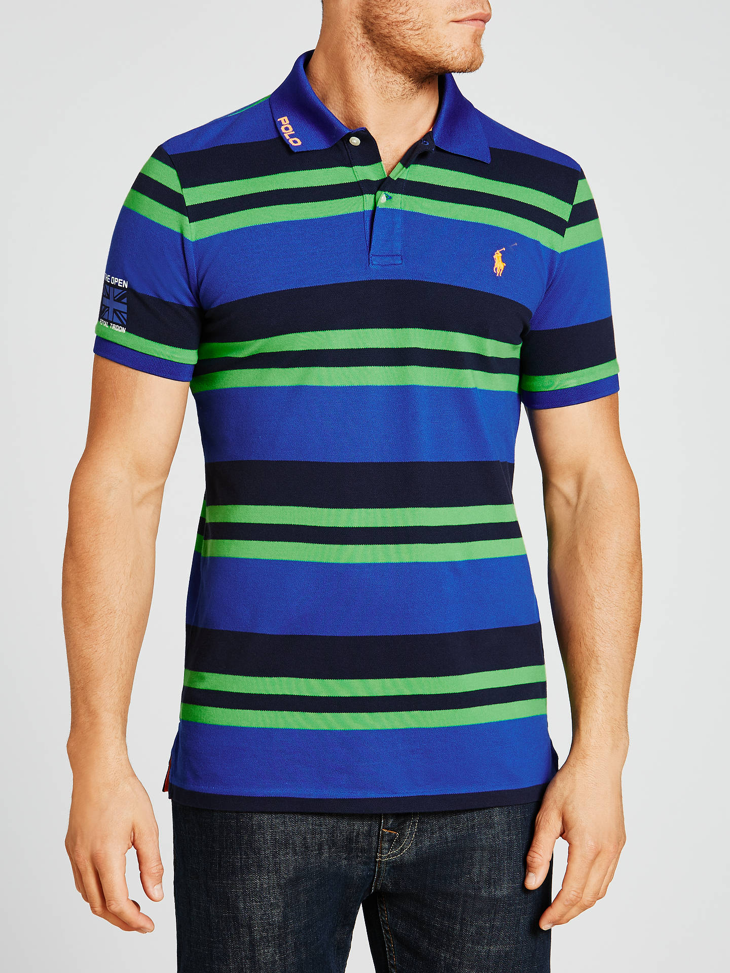 bd7ae517c ... Buy Polo Golf by Ralph Lauren 'The Open Collection' Short Sleeve Pro  Fit Polo ...