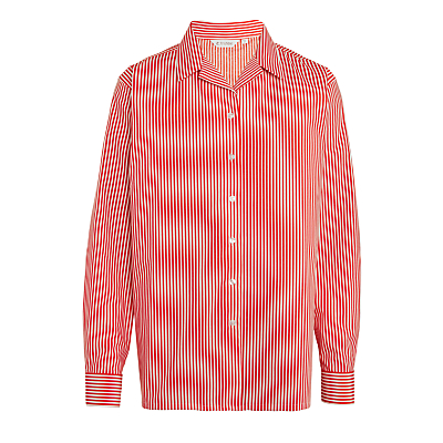 Image of Berkhampstead School Blouse, Pack of 2, Red/White