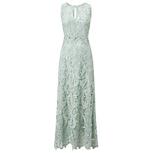 Buy Phase Eight Collection 8 Mila Lace Maxi Dress, Mint Online at johnlewis.com