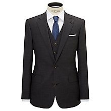 Buy Chester by Chester Barrie Semi Plain Wool Tailored Suit Jacket, Grey Online at johnlewis.com