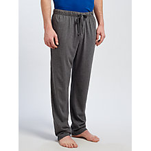 Buy John Lewis Jersey Cotton Lounge Pants, Grey Online at johnlewis.com