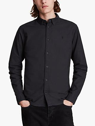 AllSaints Hungtingdon Slim Fit Shirt