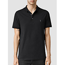 Buy AllSaints Alter Polo Shirt Online at johnlewis.com