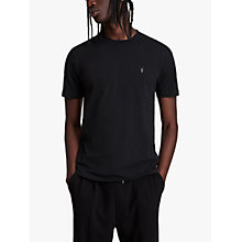 Buy AllSaints Brace Tonic Crew Neckline T-Shirt Online at johnlewis.com