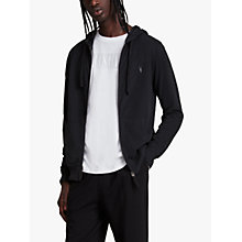 Buy AllSaints Brace Full Zip Hoodie Online at johnlewis.com