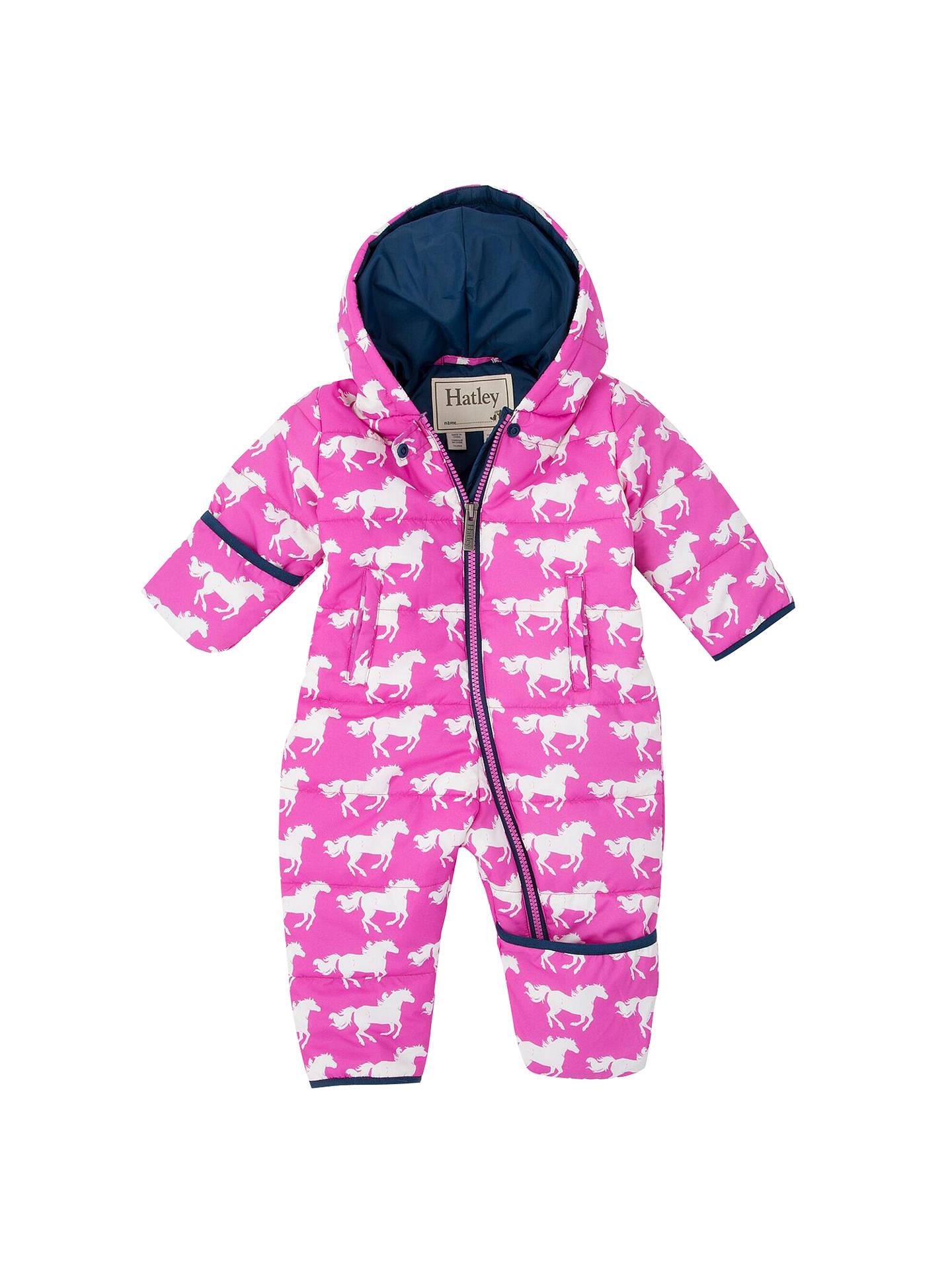 d6f75b52f Hatley Baby Fairy Tale Horses Snowsuit