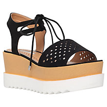 Buy Miss KG Phoenyx Flatform Lace Up Sandals Online at johnlewis.com