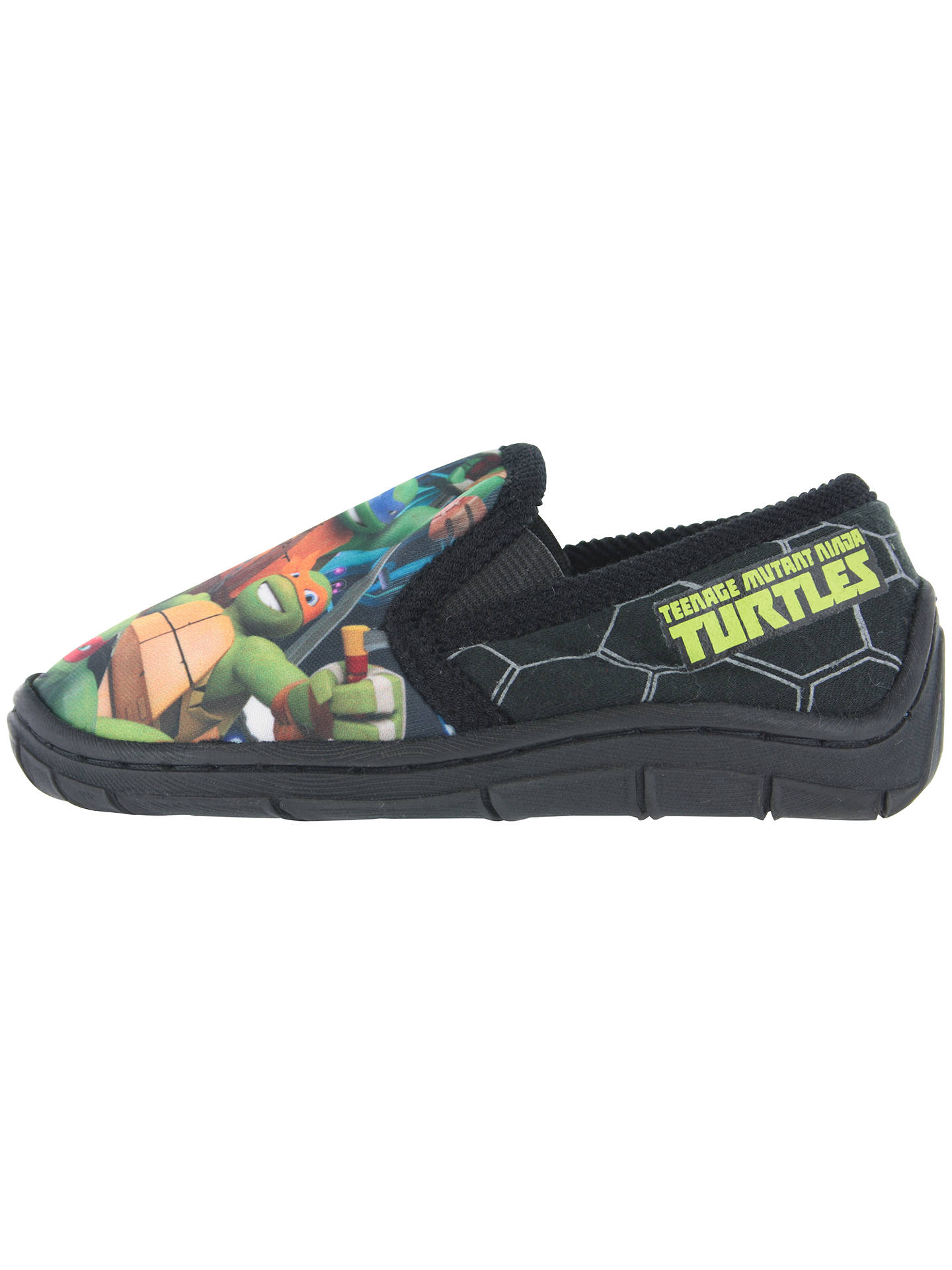 offer discounts best price uk cheap sale Teenage Mutant Ninja Turtles Baby Soft Grip Slippers, Black at ...