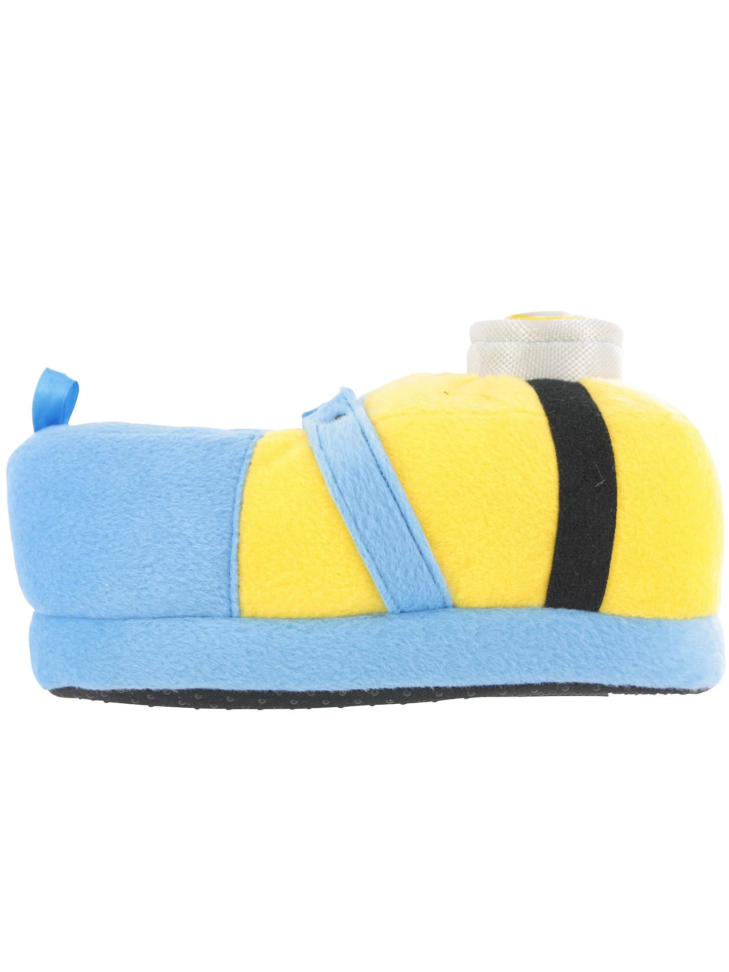 b9ba55ae9fe Buy Minions Children s 3D Slippers