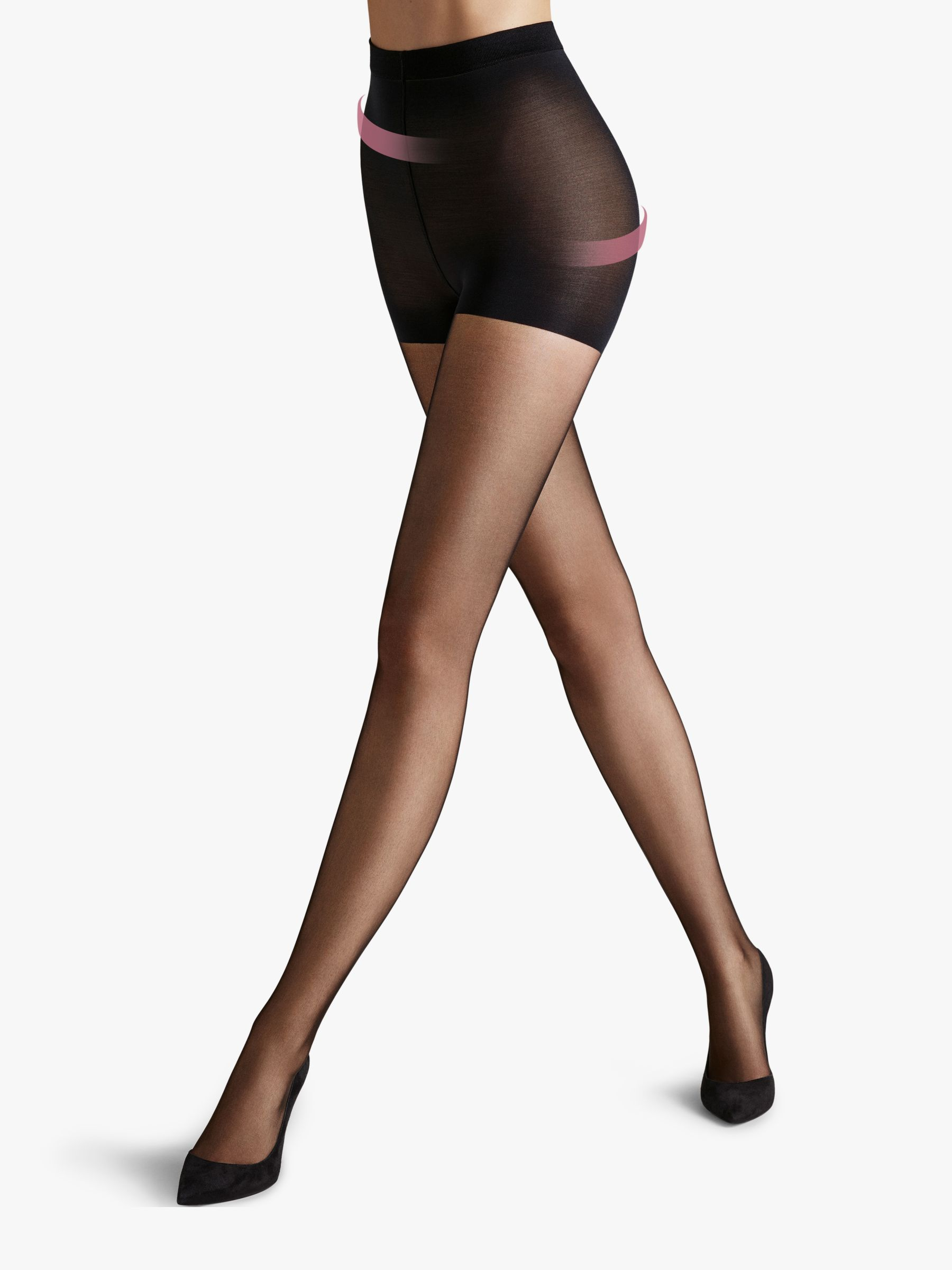 Wolford Wolford Individual 10 Denier Control Top Tights