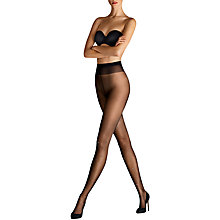 Buy Wolford Sparkle Tights, Black Online at johnlewis.com