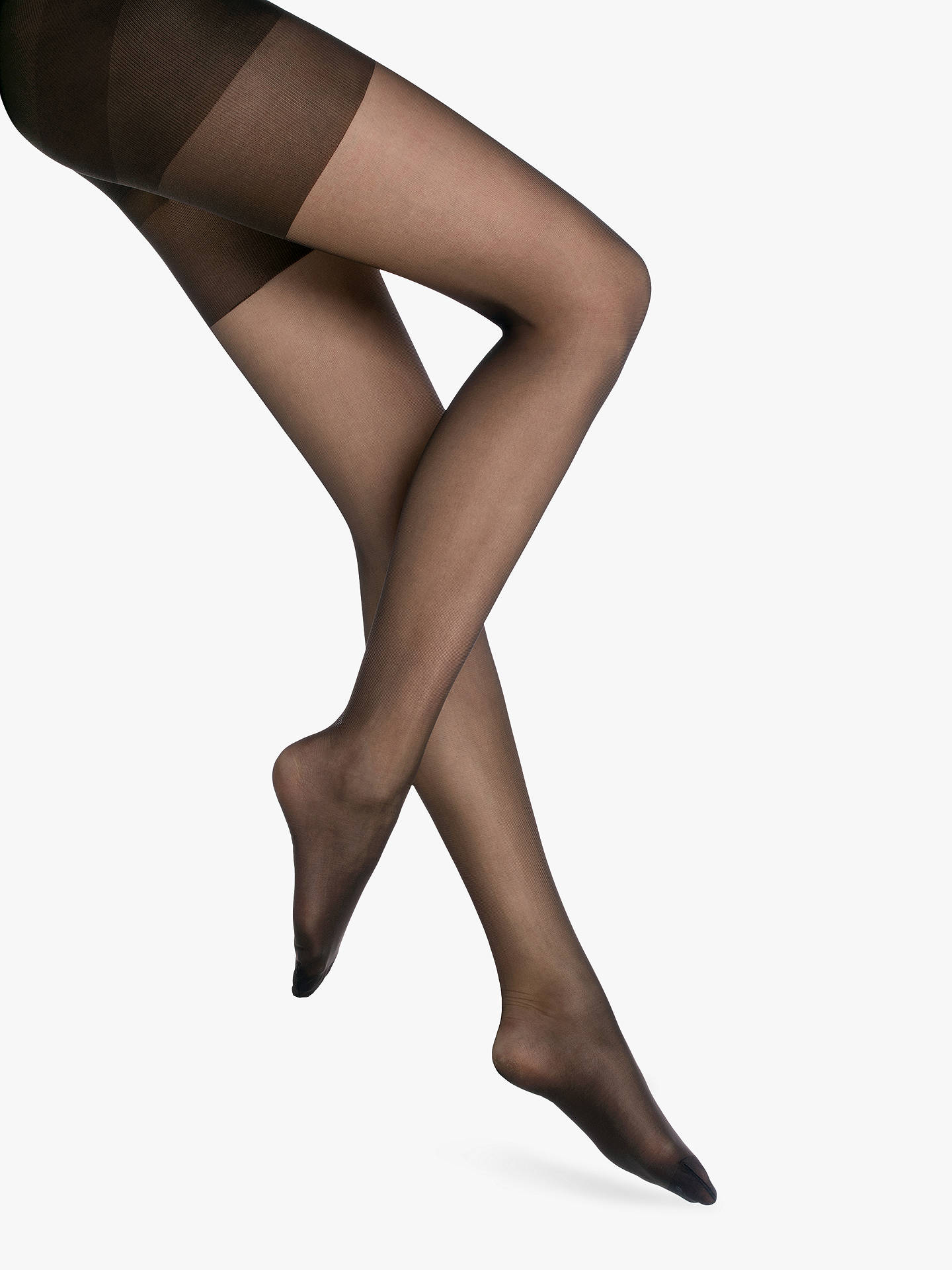 50aa108f Buy Wolford 20 Denier Synergy Push Up Tights, Black, S Online at johnlewis.