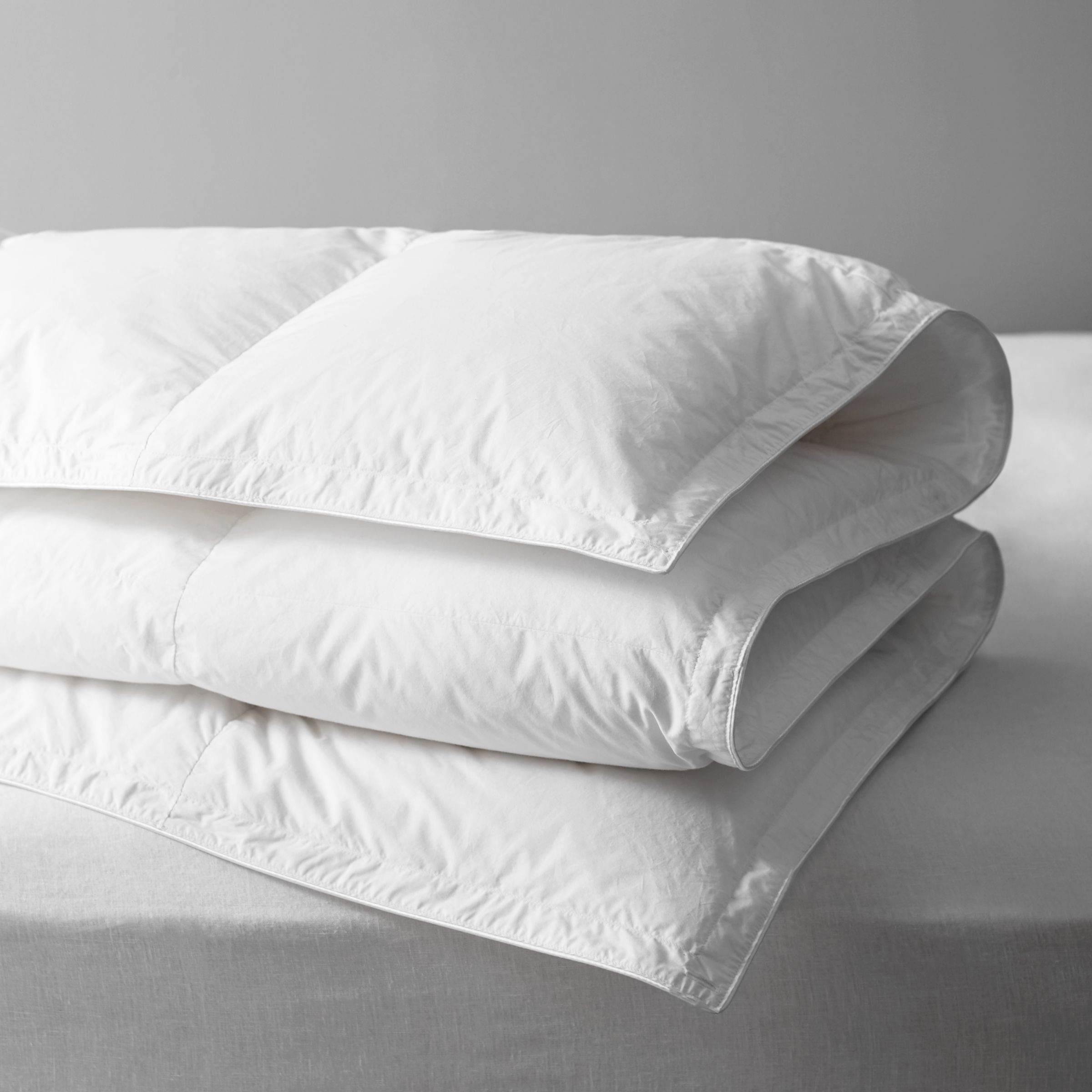 John Lewis & Partners Synthetic Collection Down-Like Winter Duvet