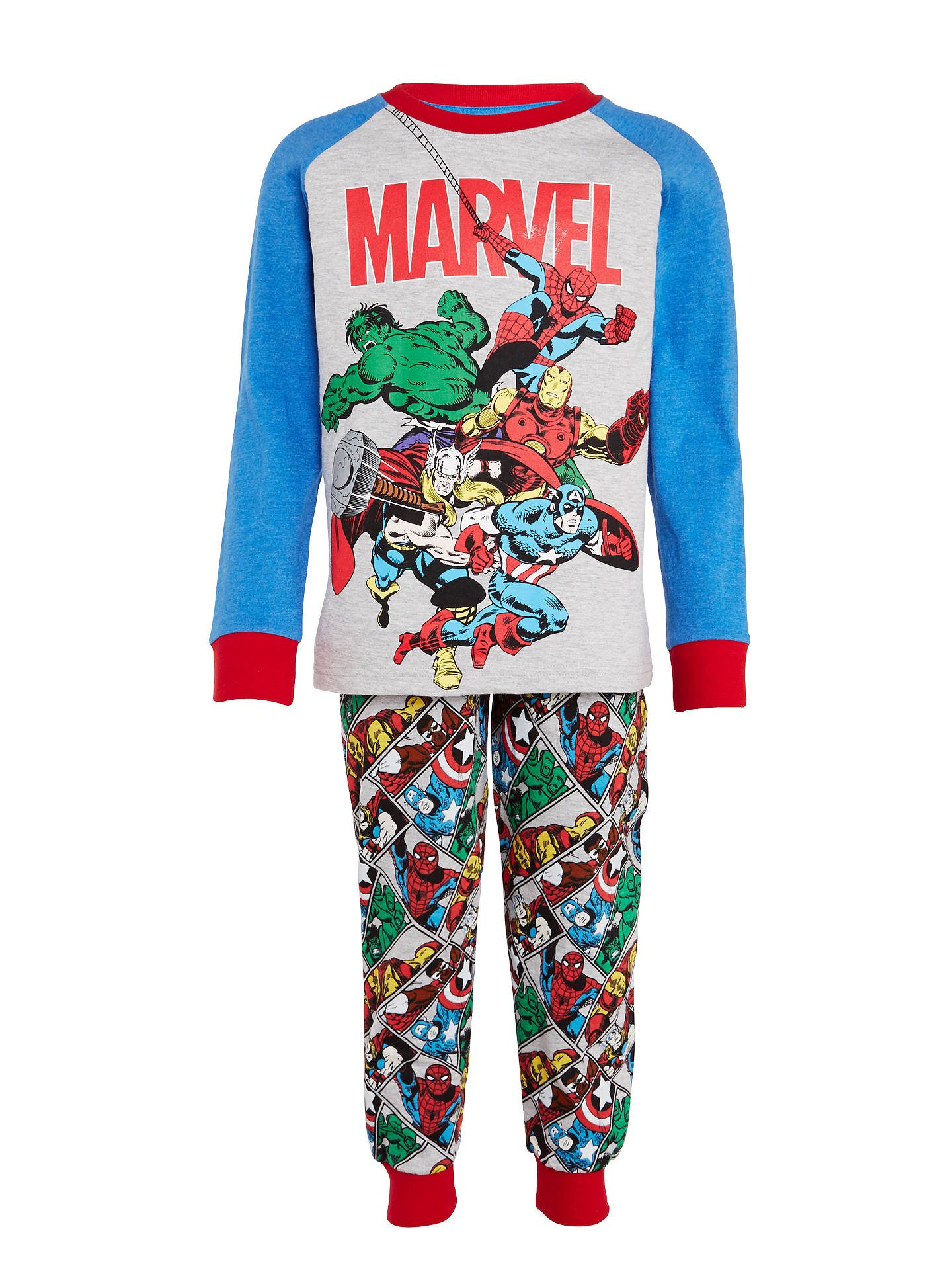 BuyMarvel Children s Pyjamas 4fd5f4905