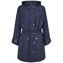 Buy Four Seasons Long Lined Parka Online at johnlewis.com