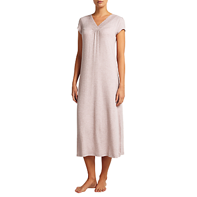 John Lewis Alicia Long Jersey Nightdress