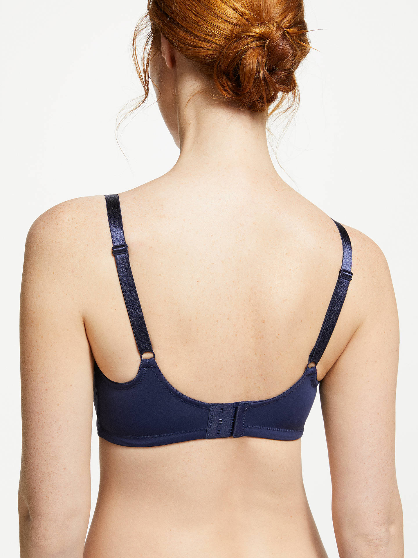 BuyJohn Lewis & Partners Maternity Bra, Pack of 2, Ivory/Navy, 32C Online at johnlewis.com