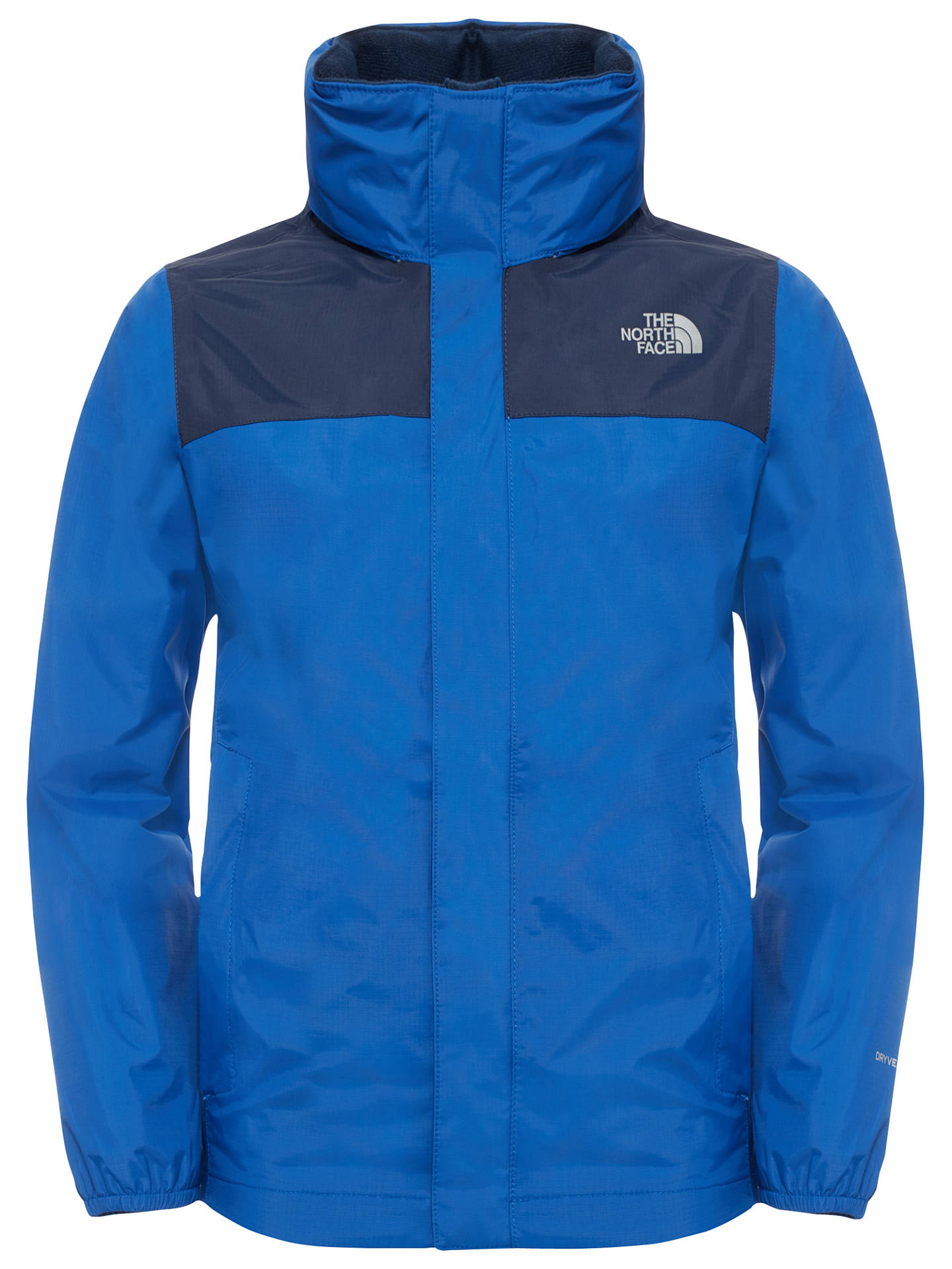 f7bcc3d99d23 The North Face Boys  Resolve Waterproof Jacket at John Lewis   Partners