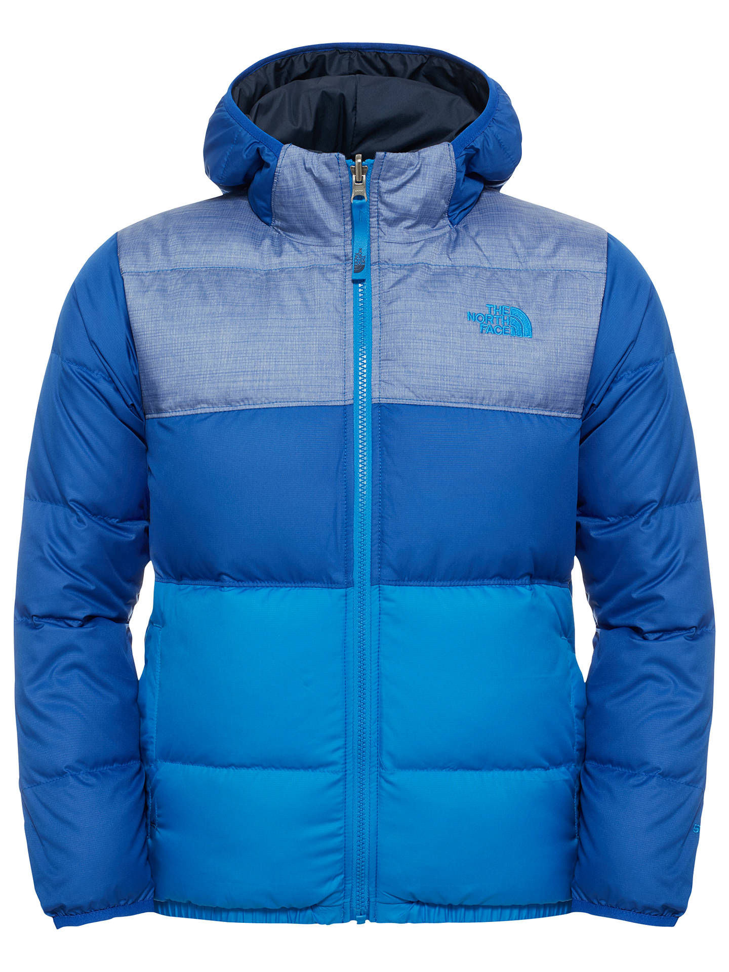 12244265c The North Face Boys' Moondoggy Reversible Water Resistant Jacket ...