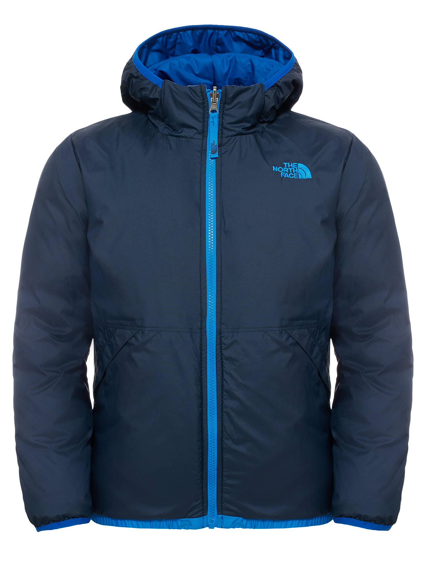 477698d877 ... BuyThe North Face Boys  Moondoggy Reversible Water Resistant Jacket