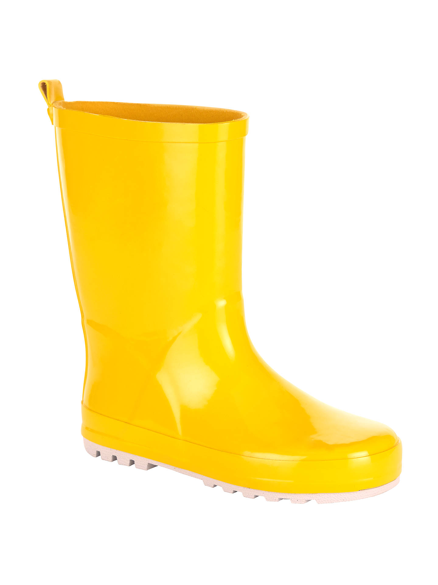 Yellow wellies toddler piper clipper
