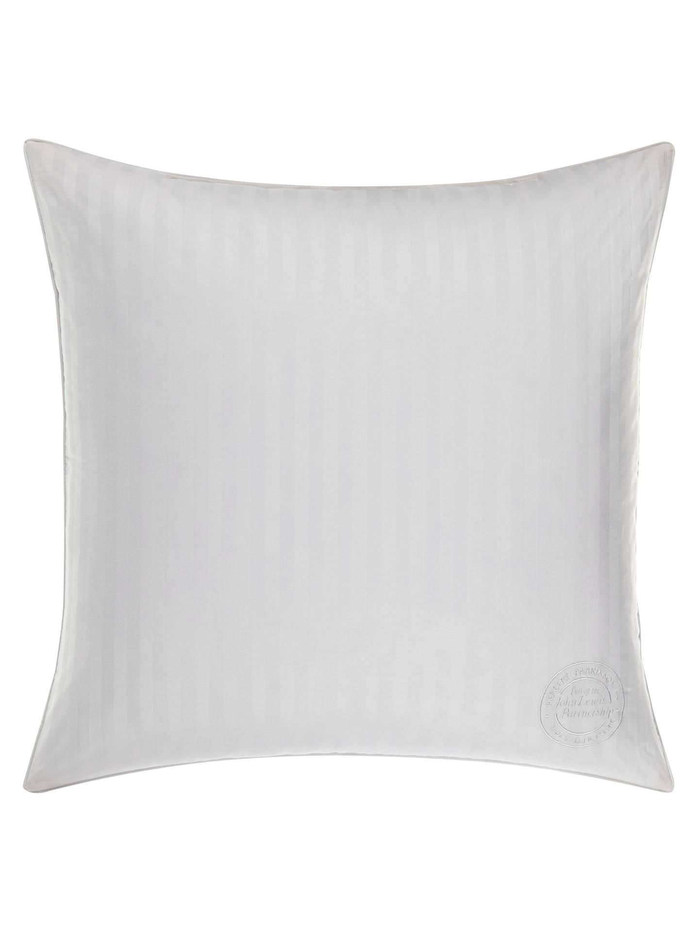 john lewis partners premium siberian goose feather and. Black Bedroom Furniture Sets. Home Design Ideas