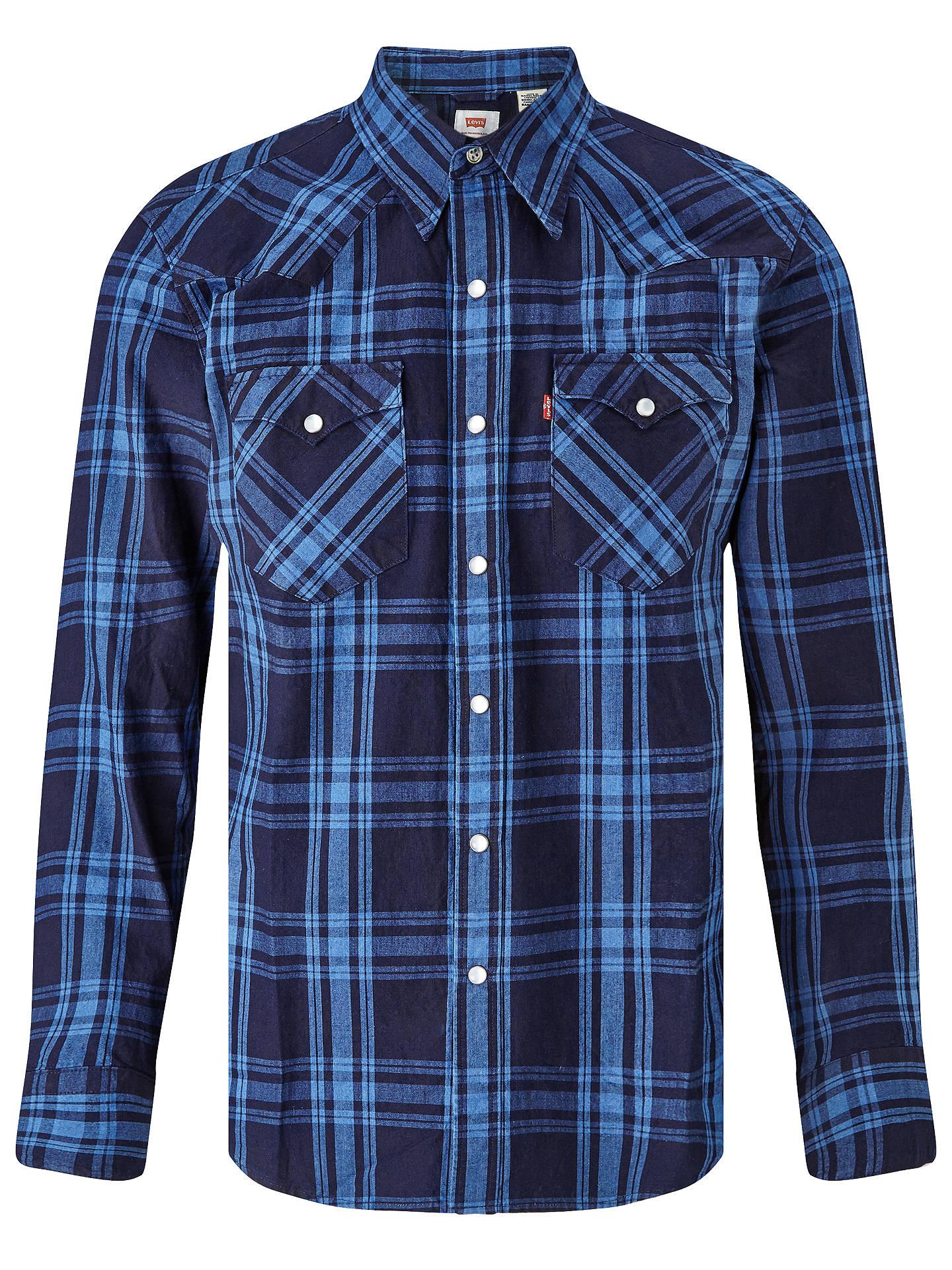 b6e9402f14 Levi s Barstow Western Shirt at John Lewis   Partners